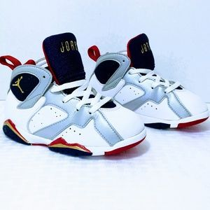 Air Jordan VII (7) TD Retro Olympic Tinker